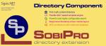 SobiPro - удобный Joomla-инструмент для упорядочивания контента по смыслу