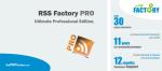 RSS Factory PRO - расширение Joomla для управления новостной рекламой на сайте