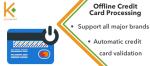 Offline Credit Card Processing - плагин Joomla для безопасной работы с кредитными картами в сети Интернет