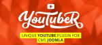 YouTubeR - отличный плагин для работы на сайте Joomla с видео файлами