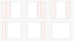 features column layouts