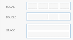 features module layouts