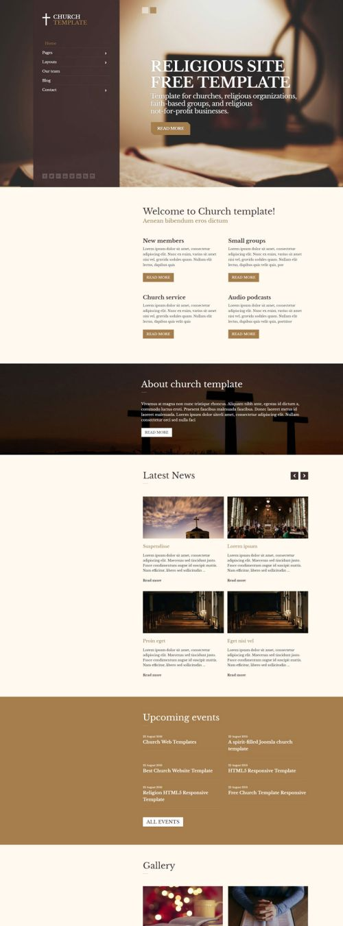 joothemes church template frontpage 800x