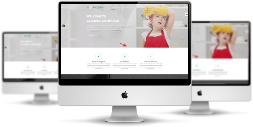 lt inclean responsive layout free joomla template