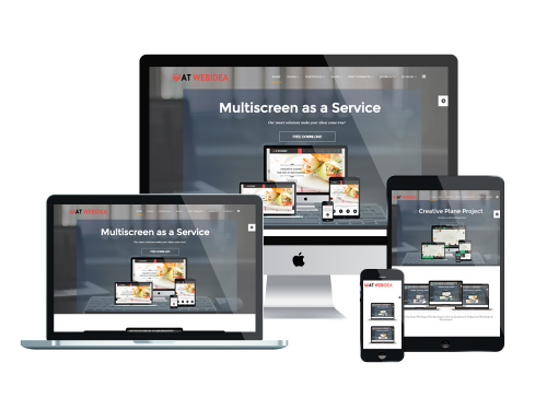 Responsive AT Web Idea Joomla template