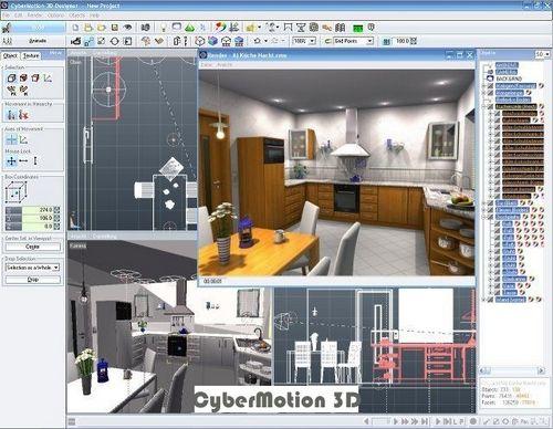 CyberMotion 3D Designer 13