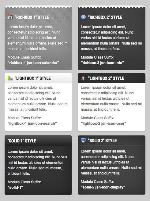 3-module-style