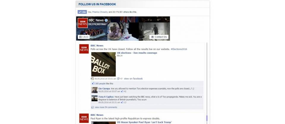 Продвижение в социальных сетях - Posts - Facebook