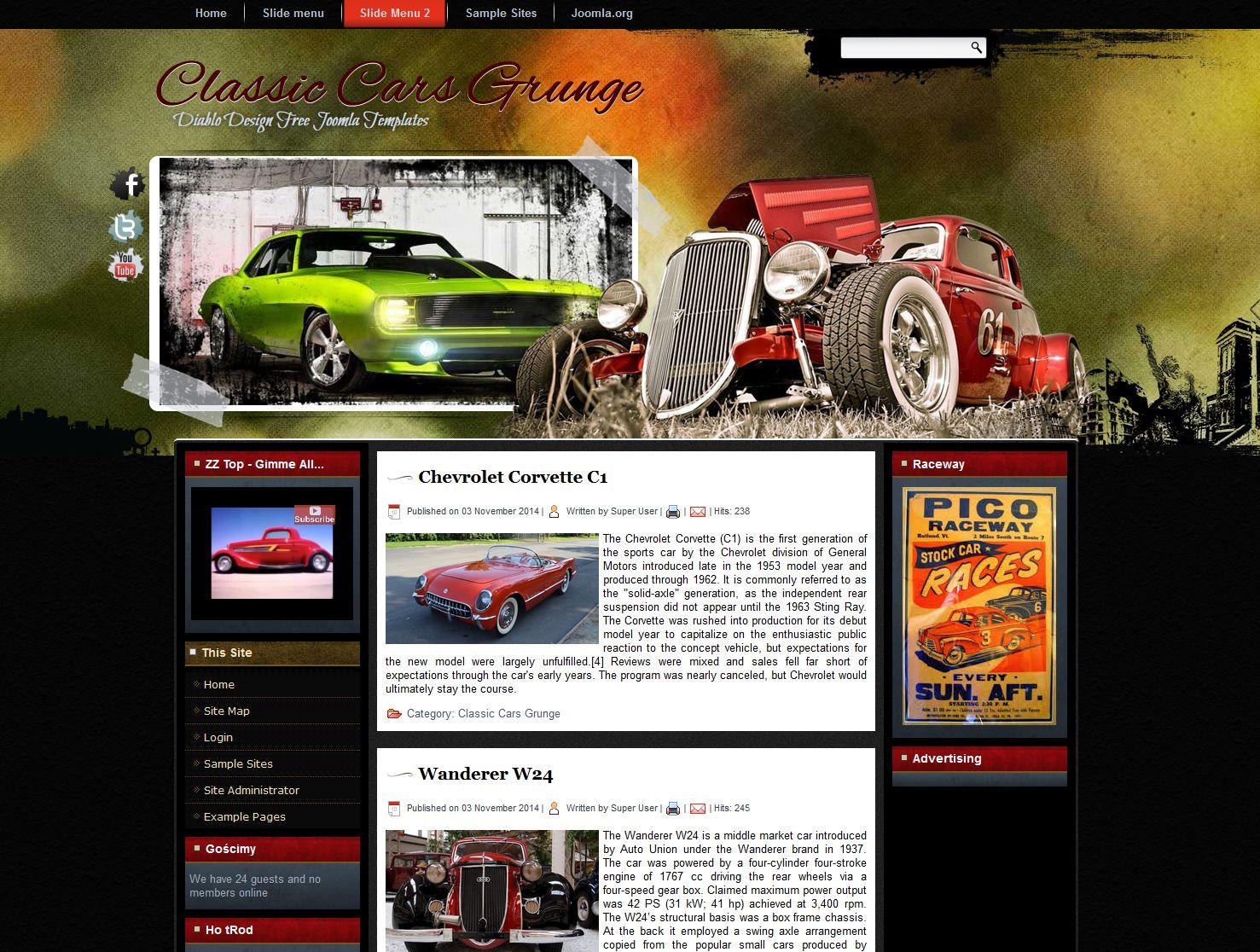 Дизайн шаблона сайтов 145